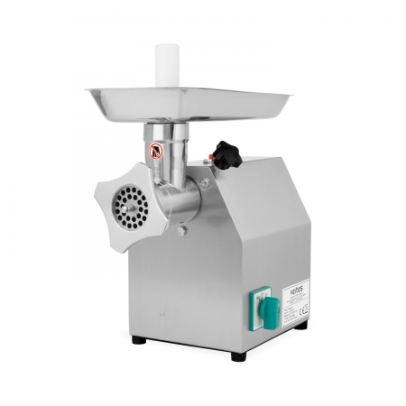 Vertes Máquina picadora de carne 1100 W para hasta 220kg / hora