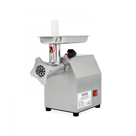 Vertes Máquina picadora de carne 250 W para hasta 80kg / hora
