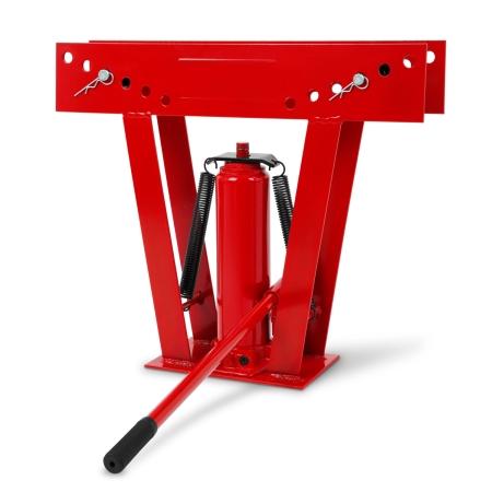 EBERTH Máquina dobladora de tubos hidráulica de 12 t