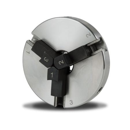 EBERTH portabrocas de tres mordazas 100 mm autocentrante