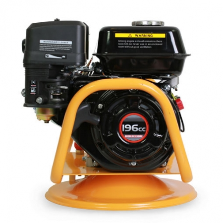 EBERTH Vibrador de hormigón 6.5CV/4,8 kW