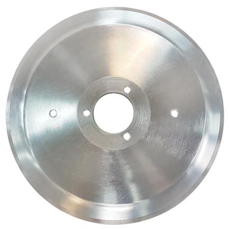Vertes Cuchilla para máquinas cortafiambres con 250 mm de diámetro