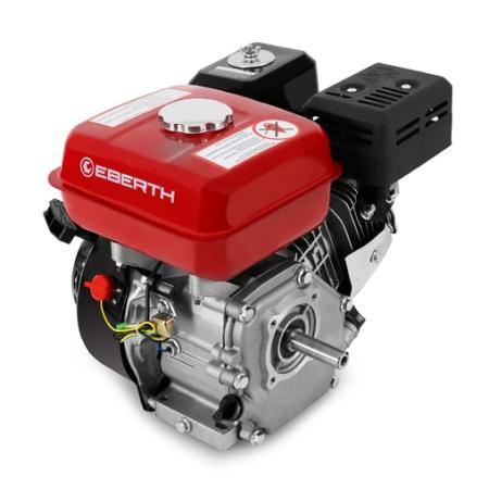 EBERTH Motor de gasolina 6,5 CV / 4,8 kW y 196cc