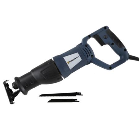 EBERTH RS1-750E Sierra de sable para cortar madera, plástico y metal