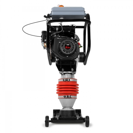 EBERTH Trinchera de vibración con motor 6,5 CV / 4,8 kW