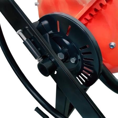 EBERTH Mezcladora de hormigón  160L